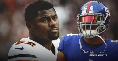 Giants DE Olivier Vernon replaces Khalil Mack on NFC Pro Bowl roster