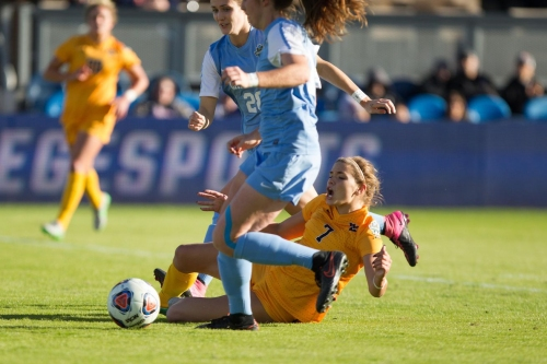 Two Mountaineers Selected in NWSL Draft