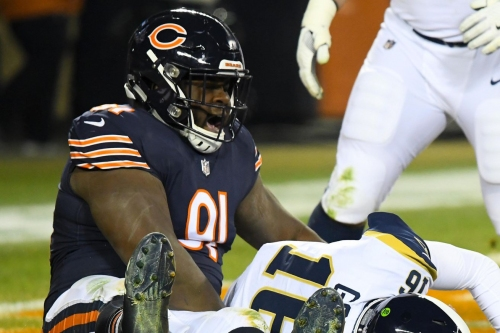 Bears blither-blather: Wildcard Hangover Edition