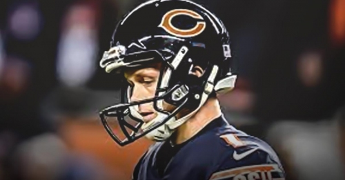 Cody Parkey comments about football not defining him