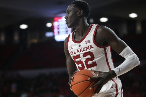 OU men's basketball: Lon Kruger says Kur Kuath is out for season, Jamuni McNeace 'close to 100 percent'