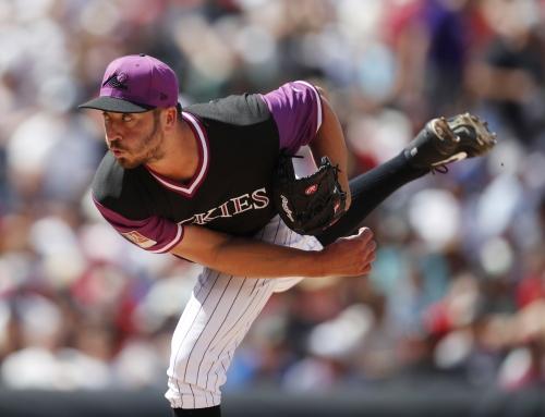 Rockies sign Chad Bettis, Tyler Anderson and Tony Wolters, avoiding arbitration