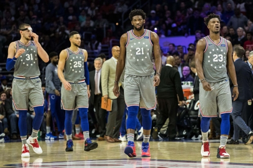 An Unorthodox Approach To 76ers Title Contention