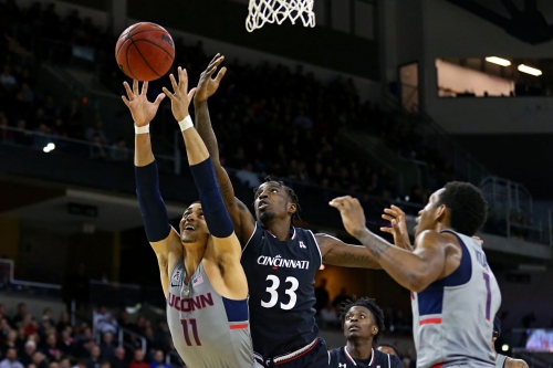 Game Preview: Cincinnati Bearcats vs. UConn Huskies