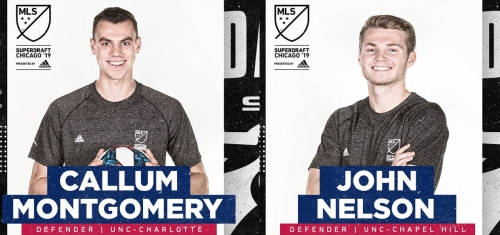FC Dallas takes two in the first round of the 2019 MLS SuperDraft