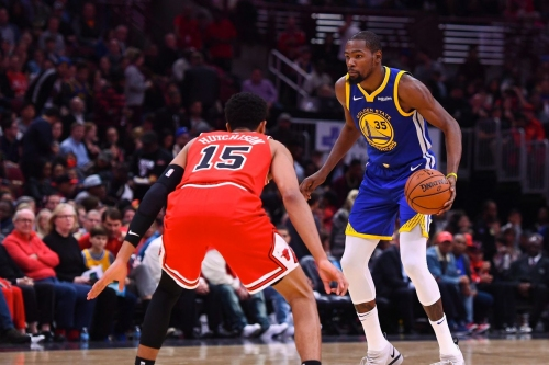 Bulls vs. Golden State Warriors preview and open thread
