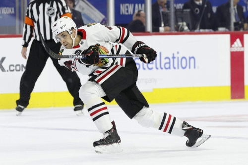 Lightning acquire defenseman Jan Rutta from Chicago for Slater Koekkoek