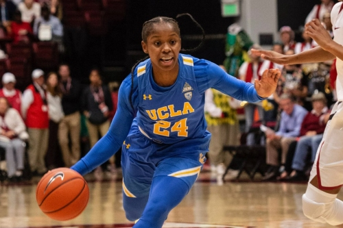 UCLA Women's Basketball Returns Home Looking to Upset #10 Oregon State