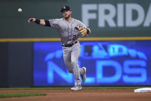 Rockies agree to terms with seven of their eight arbitration-eligible players