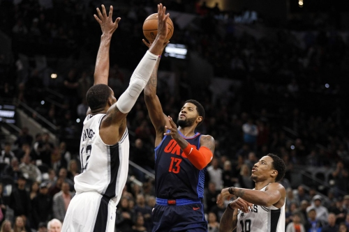 How the Spurs' super-small lineup helped defeat the Thunder