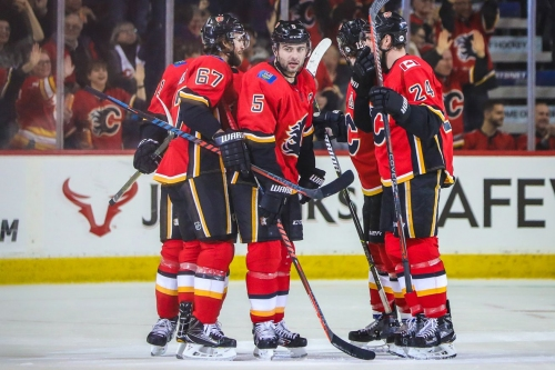 Rate the Flames (4) vs Panthers (3): Another Comeback Win