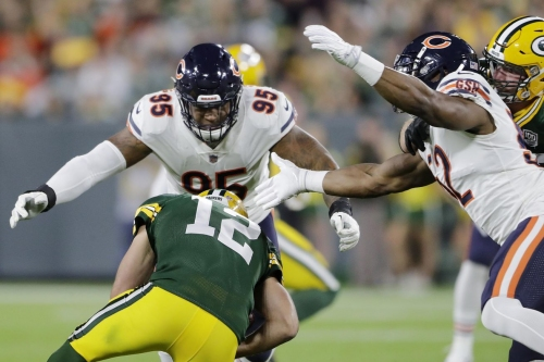 Don't assume the Bears defense will decline with Pagano calling plays