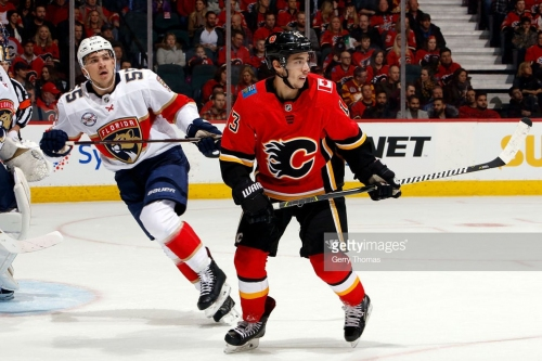 Recap: Flames (4) vs. Panthers (3): Calgary comes back to beat the Panthers in thriller.