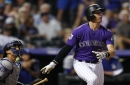 Saunders: DJ LeMahieu's departure puts pressure on Rockies' young trio, Jeff Bridich