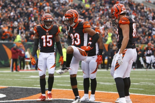 Tyler Boyd talks new Bengals coaches, 2018 production and more with Cincy Jungle