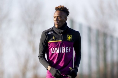 Aston Villa team to face Wigan revealed as Tammy Abraham starts