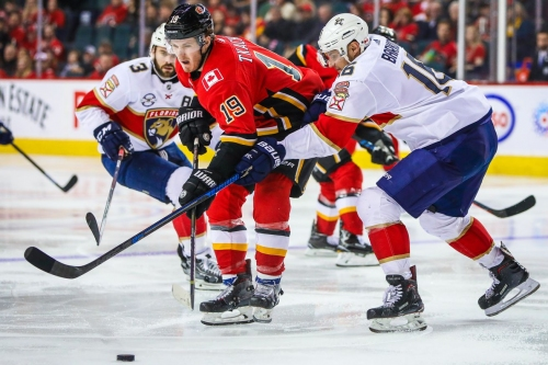 The Morning After Florida: Panthers Missed The Memo About Calgary's Third Period Play