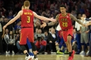 Kevin Huerter and John Collins shine in Hawks win over 76ers