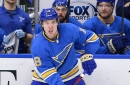 Blues can't have anything nice, lose Robert Thomas to IR