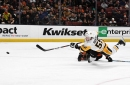 Penguins' top line of Guentzel, Crosby, Rust dominated in victory over Ducks