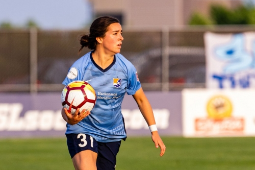 Sky Blue FC defender Christina Gibbons announces retirement