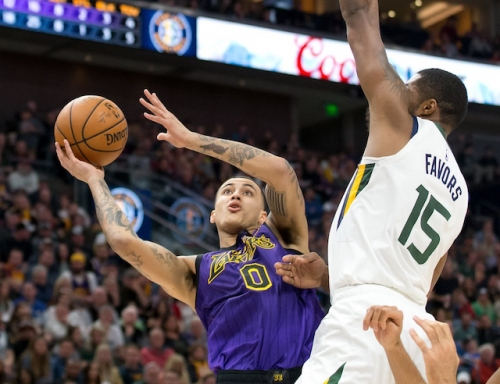 Lakers News: Kyle Kuzma 'Not Really Worried' Over Shooting Struggles Against Jazz