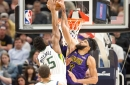 JaVale McGee Frustrated Lakers Didn't Adjust Defensive Scheme On Donovan Mitchell