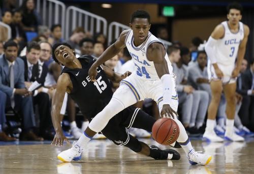 UCLA vs. Oregon State turns into Bishop Montgomery reunion