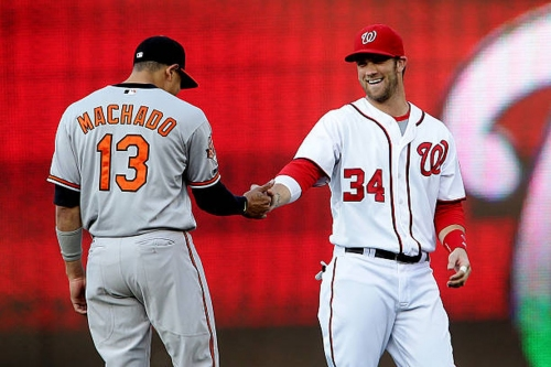 Contrasting $300 million offers for Machado and Harper