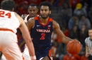 No. 4 Virginia stays perfect with 63-43 road win at Clemson as Huff shines