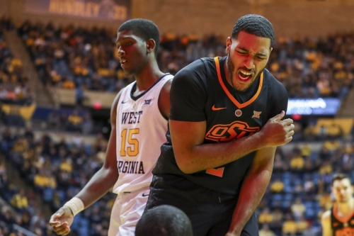 West Virginia Continues Spiral With 85-77 Loss To Oklahoma State In Morgantown