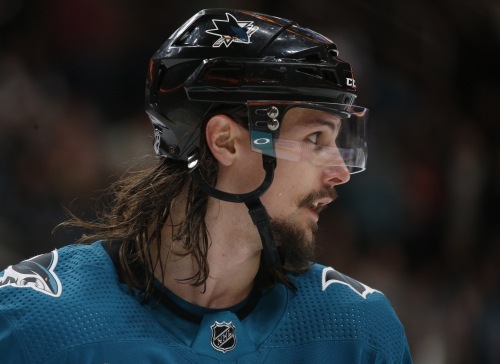 Things to know: Erik Karlsson opens up about Sharks first game vs. Senators