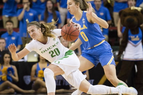Ionescu's Court: Can the Bruins beat the Ducks?