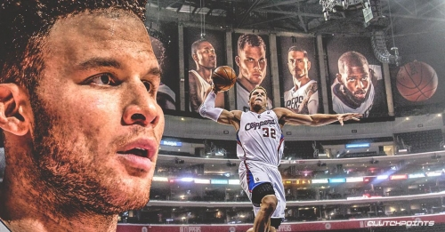 Video: Clippers give Blake Griffin video tribute in return to Staples Center