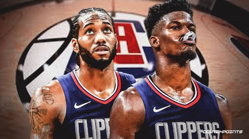 RUMOR: Jimmy Butler would love to play on the Clippers alongside Kawhi Leonard