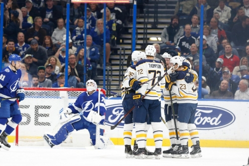 Game Thread: Lightning at Sabres, Game 45