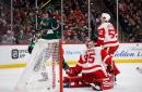 Game thread: Wings visit St. Paul for Saturday night tilt