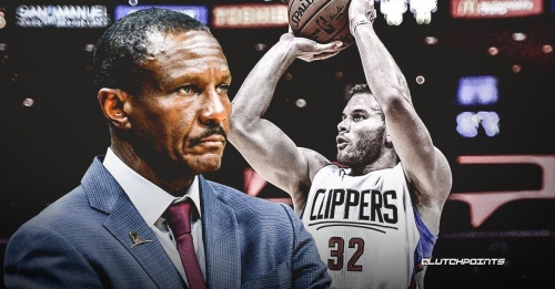 Pistons coach Dwane Casey on Blake Griffin's relevance to the Clippers