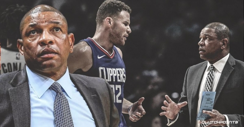 Doc Rivers, Blake Griffin haven't spoken since trade to Pistons
