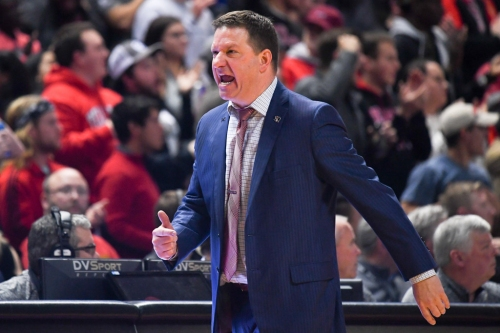'It's not arrogance. It's just the truth': Why Chris Beard says Texas Tech could be one of Big 12's best after win at Texas