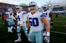 Sean Lee returning to the Cowboys next season? LB will wait to 'figure things out' after loss to Rams