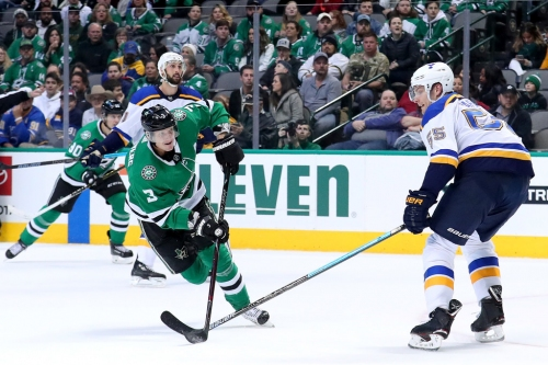 Inloss to St. Louis, Stars matchleague-wide season-high with 32 giveaways