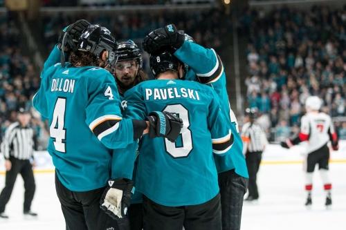 Senators 1, Sharks 4: Heroic effort ruins Senators sweep