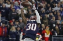 Jason McCourty among 8 Patriots to appear in their first postseason game today