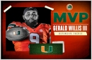 SOTU Awards: Most Valuable Player — DT Gerald Willis III