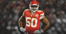 Justin Houston says Chiefs defense is peaking at the right time