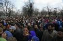 16 injured in Kashmir protests after 2 rebels killed