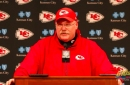 Press conferences: Andy Reid, Patrick Mahomes and Sammy Watkins speak to the media