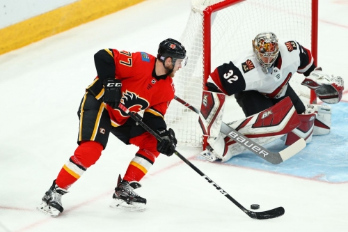 Preview: Calgary Flames vs Arizona Coyotes 1/13/19 (47/82): Flames Go For Five In A Row Tonight
