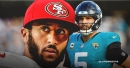 NFL players would rather have Colin Kaepernick as QB than Blake Bortles according to survey